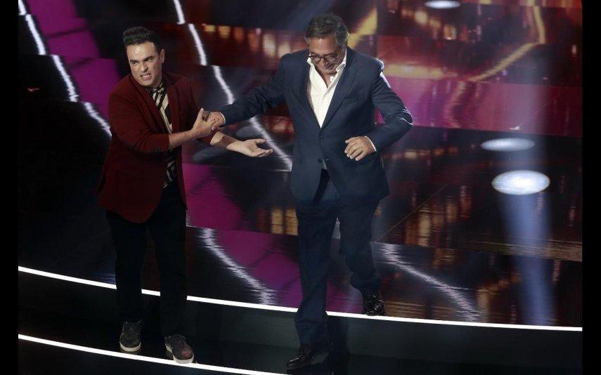 Pedro Tochas e Manuel Moura dos Santos
