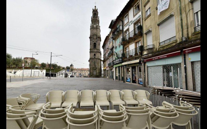 No Porto, Torre dos Clérigos