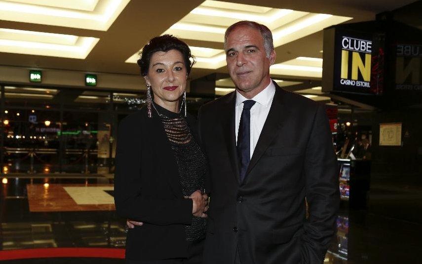 Teresa Dimas e Rodrigo Guedes de Carvalho