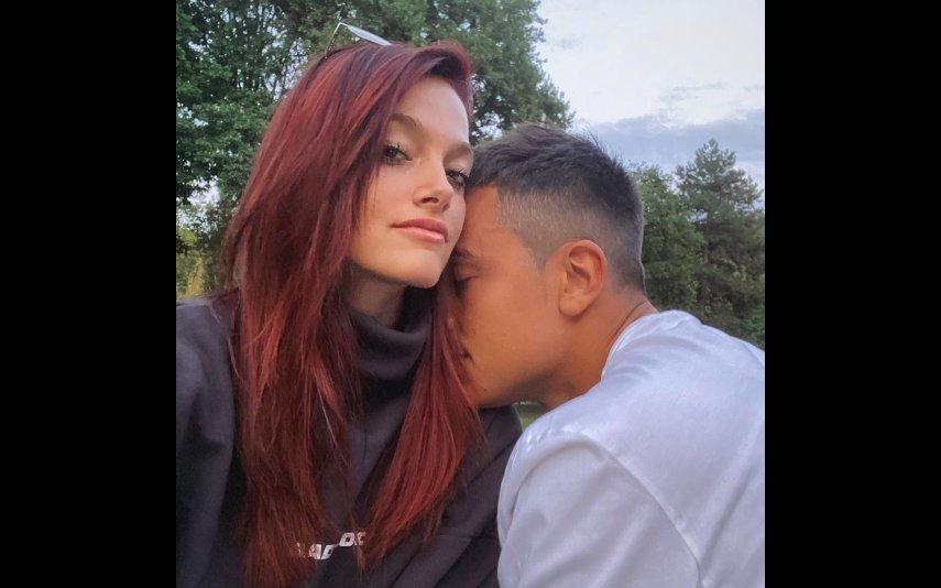 Paulo Dybala e Oriana Sabatini