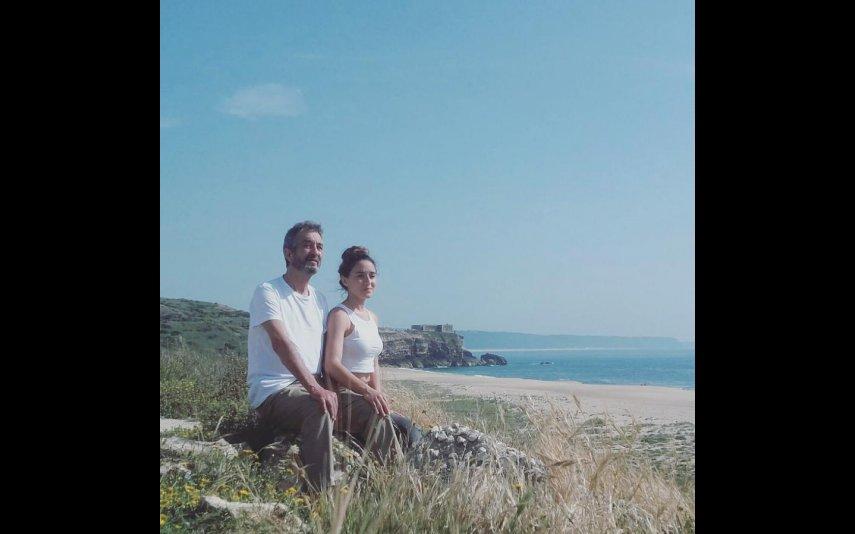 Carlos Areia e Rosa Bela