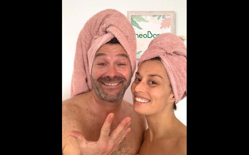 Marcantonio Del Carlo e Iolanda Laranjeiro
