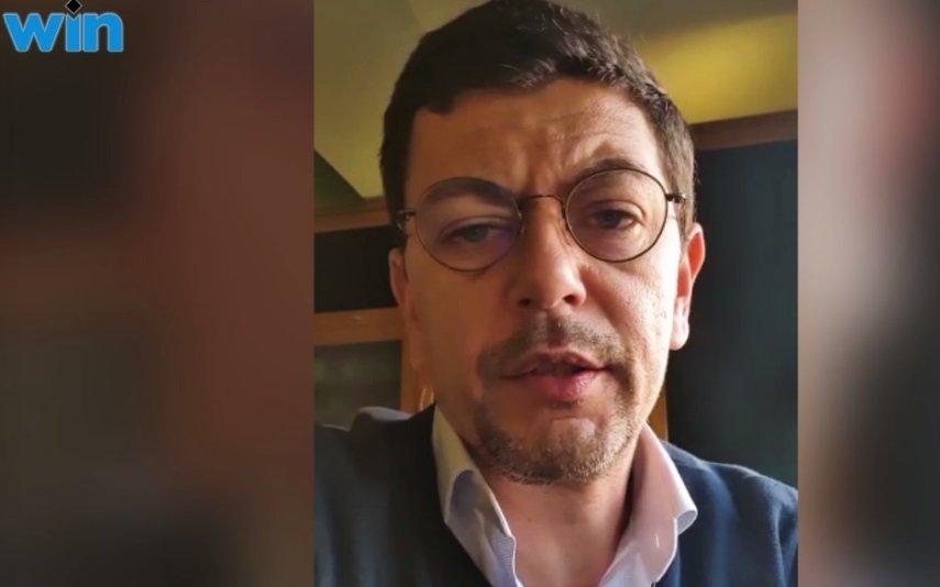 Bruno Ferreira imita Jorge Jesus a falar do coronavírus