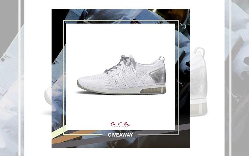 Ara shoes giveaway