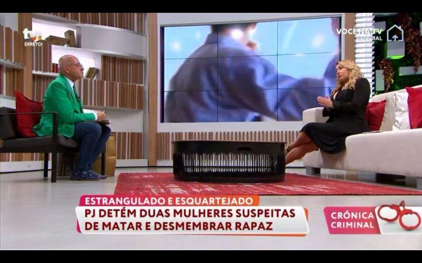 Manuel Luís Goucha e Suzana Garcia