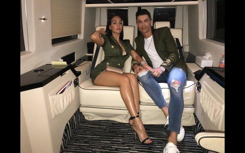 Cristiano e Georgina