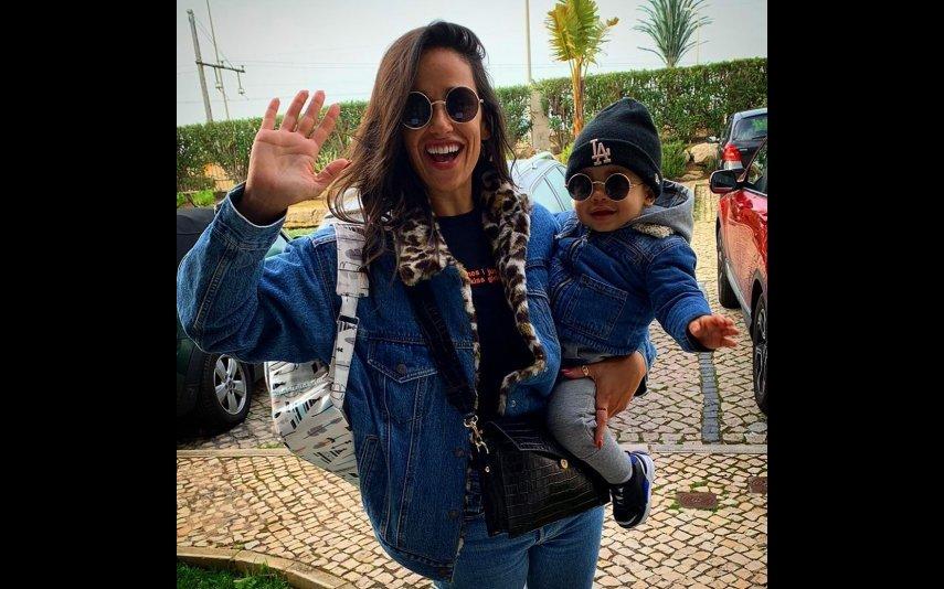Rita Pereira e Lonô