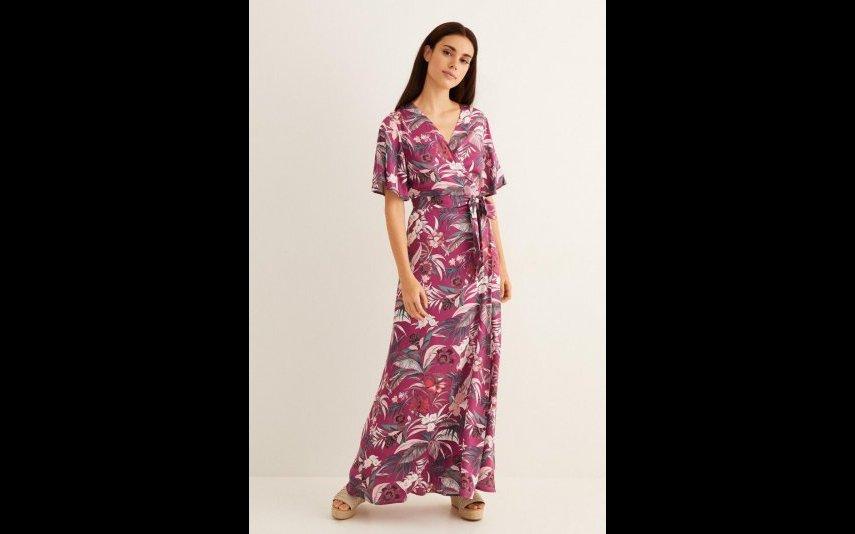 Camisa de dormir (vestido) estampada WS- 27,99