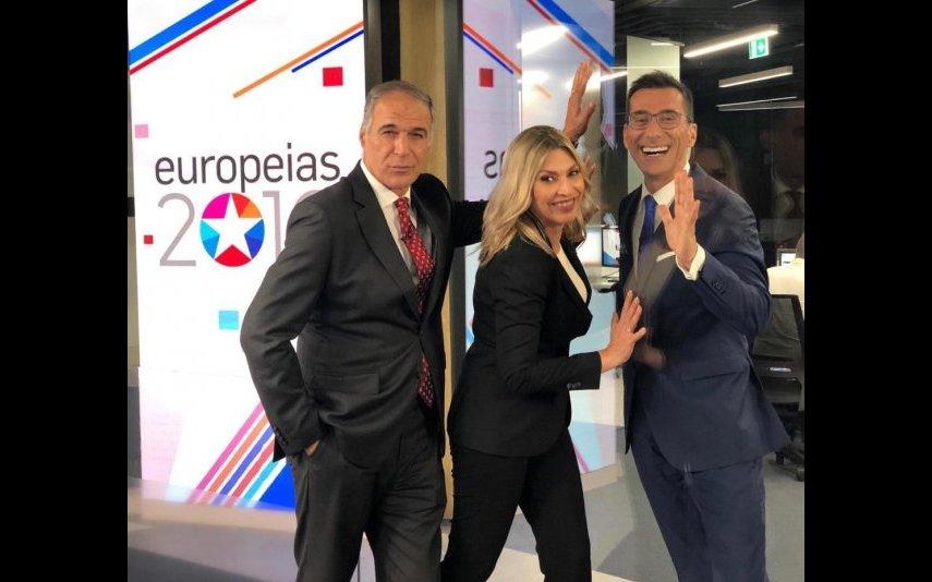 Bento Rodrigues com Rodrigo Guedes de Carvalho e Clara de Sousa
