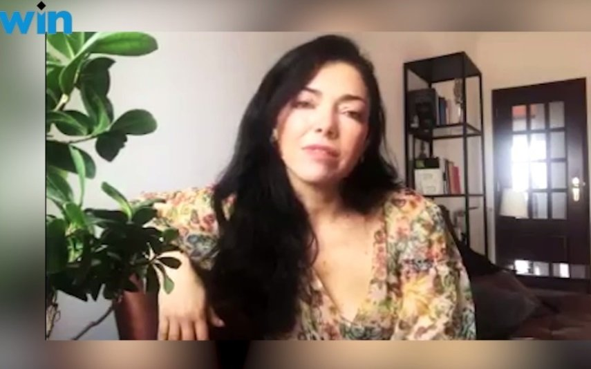 Ana Catarina Afonso fala sobre pandemia do novo coronavírus