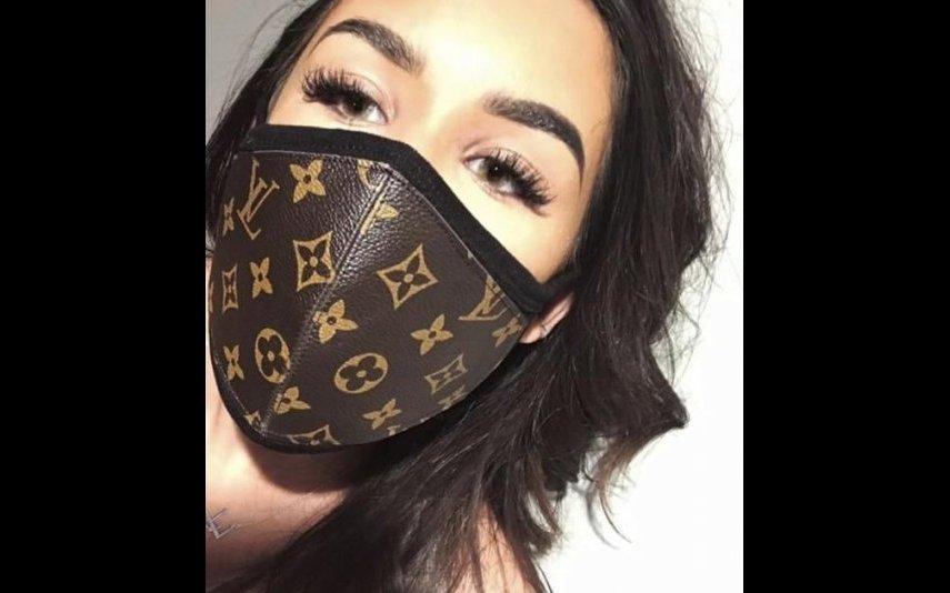 Máscara Louis Vuitton - Preço sob consulta
