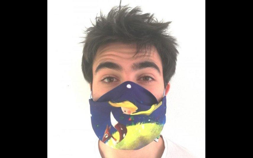 Máscara Princepezinho - Pricess Pea  - 22€ pack de 3