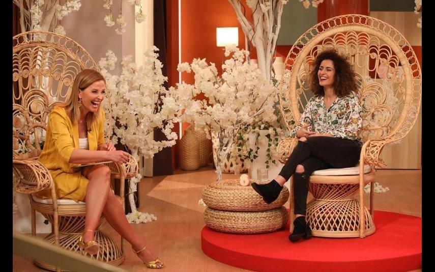 O look amarelo de Cristina Ferreira foi um dos mais elogiados de sempre