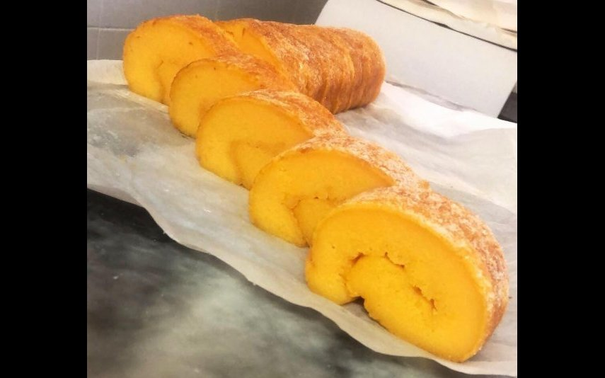 Torta de Laranja Marco Costa