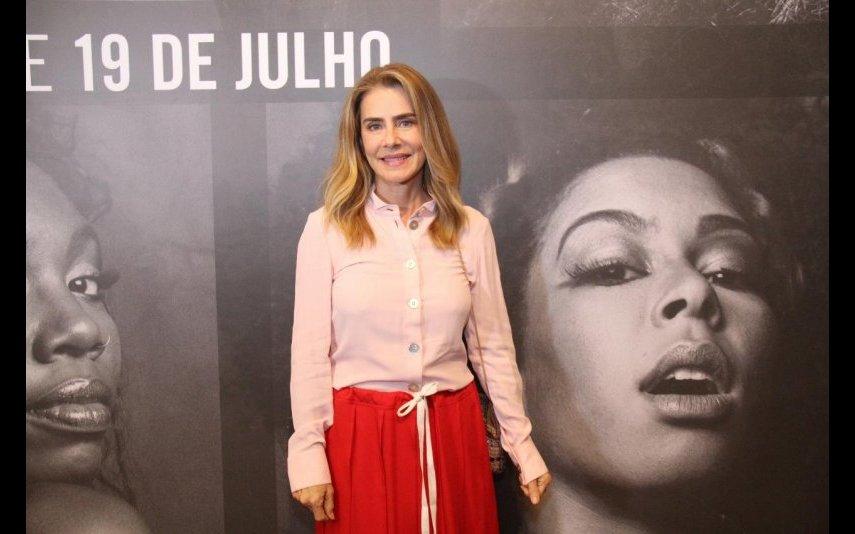 Maitê Proença criticou posição política da atriz
