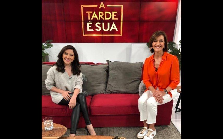 Sara Barradas e Fátima Lopes