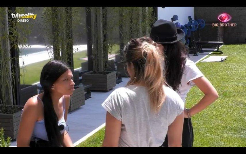 Jessica, Soraia e Angélica