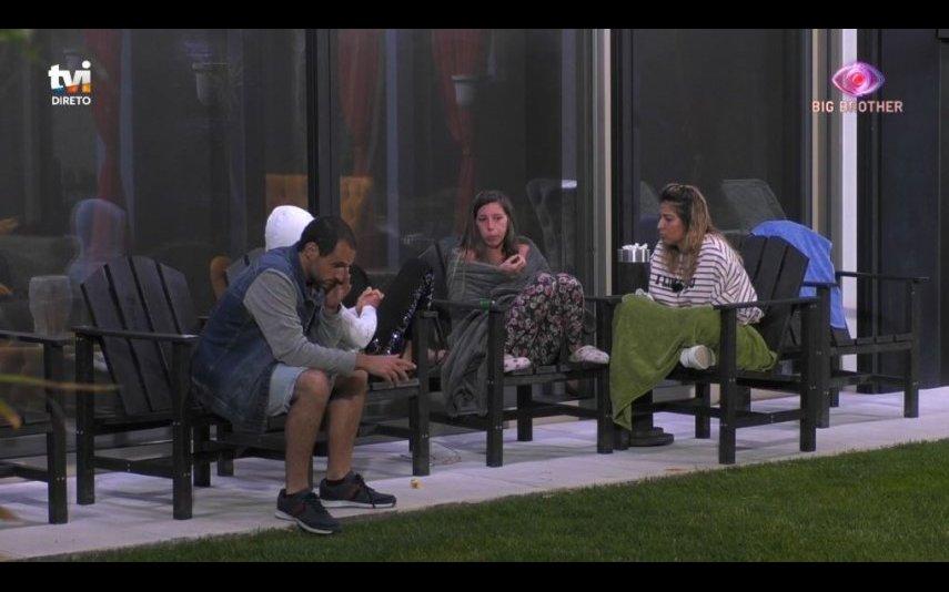 Rui Alves, Pedro Soá, Sónia Jesus e Angélica