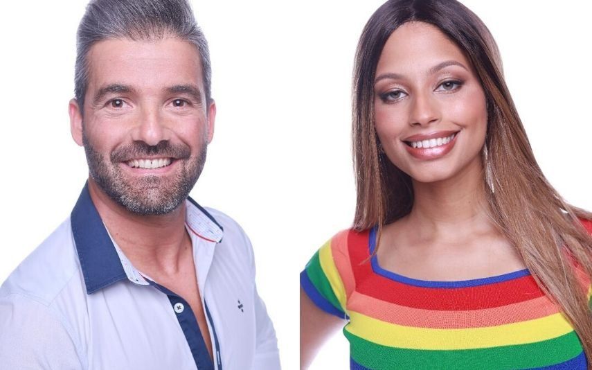 Hélder e Soraia do Big Brother 2020