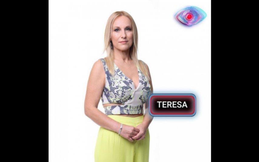 Teresa, concorrente do BB 2020