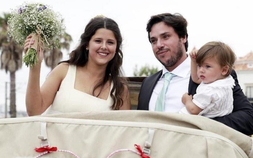 Maria Pitta, Guilherme Paixão e Duarte