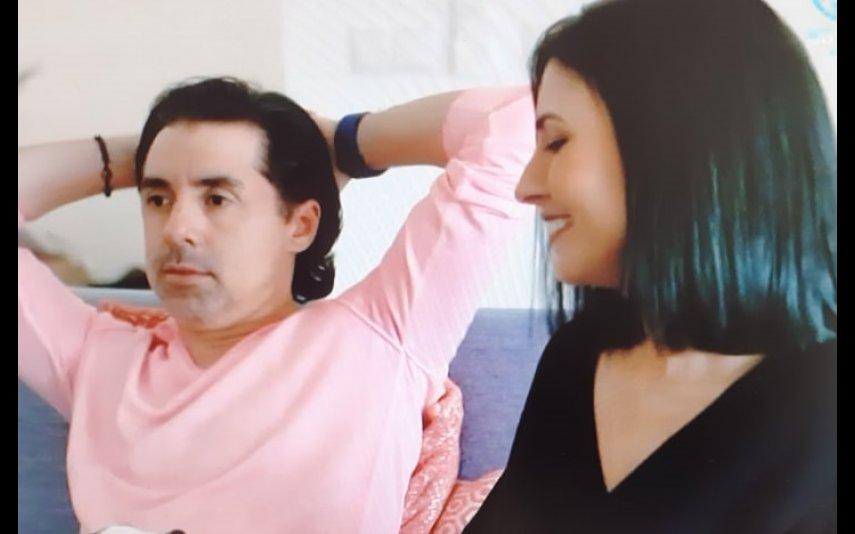 Pedro Soá e Ana Cristina