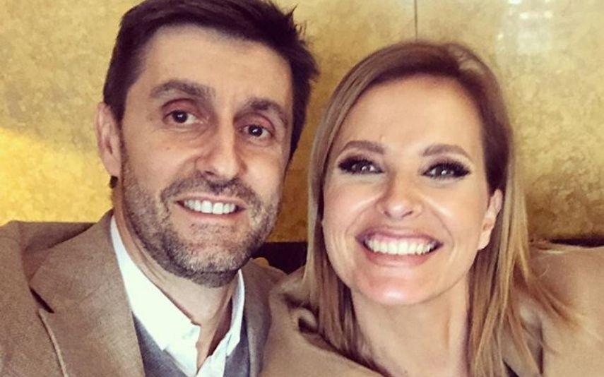 Daniel Oliveira com Cristina Ferreira