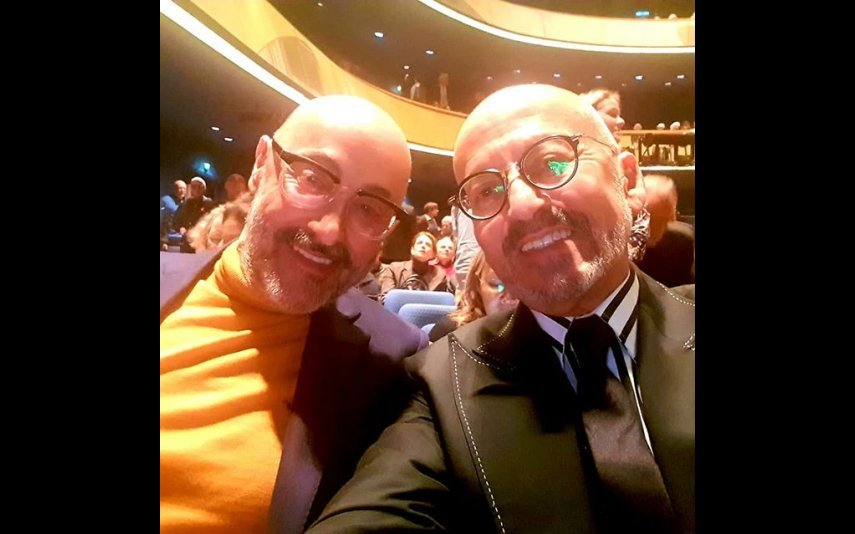 Manuel Luís Goucha e Rui