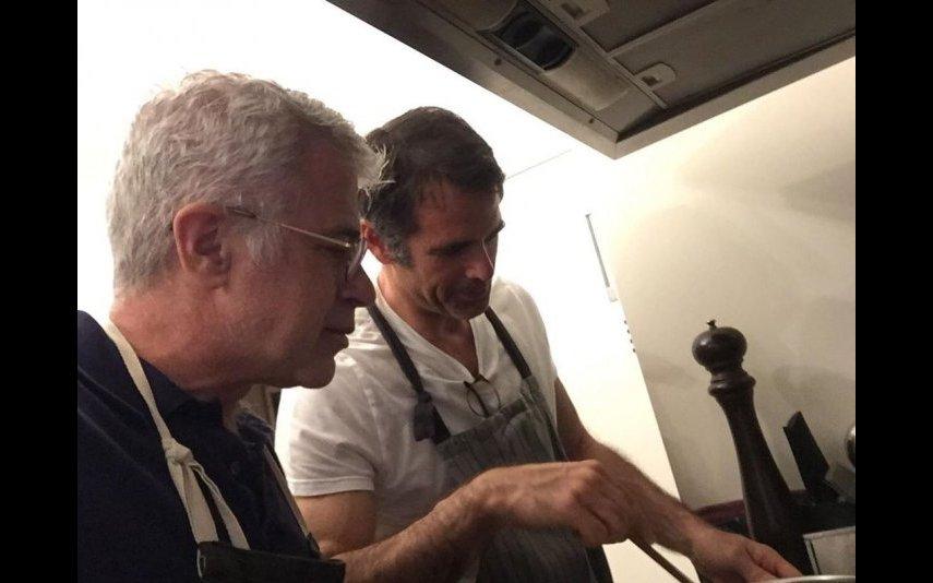 Paulo Dentinho e Pedro Lima