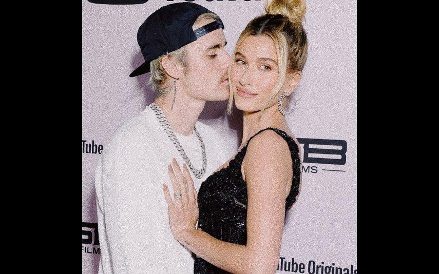 Justin Bieber e a namorada