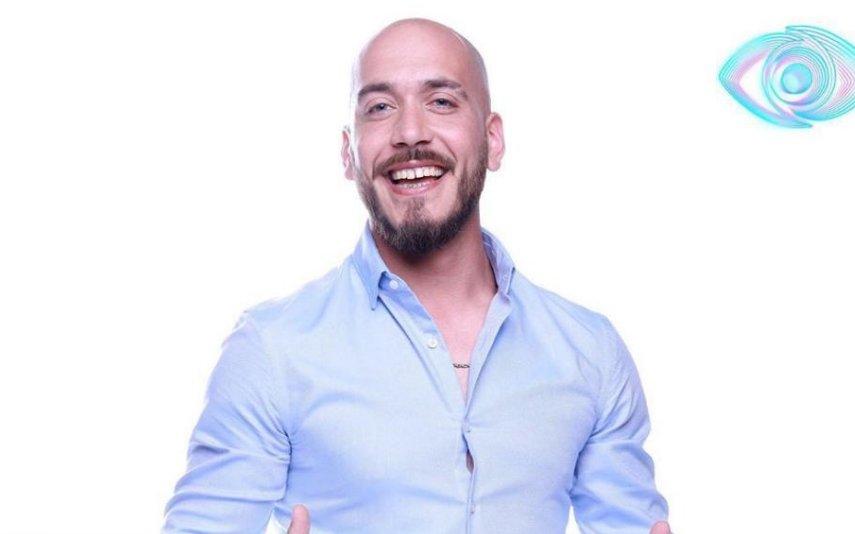Daniel Monteiro é o concorrente expulso na gala deste domingo no Big Brother