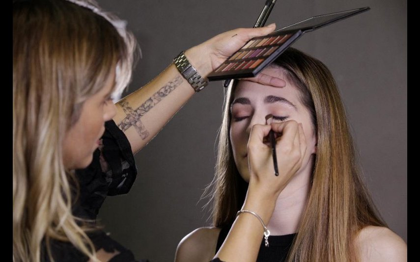 Susana Marques de Almeida, maquilhadora