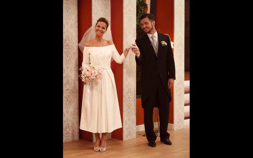Cristina Ferreira e Ben