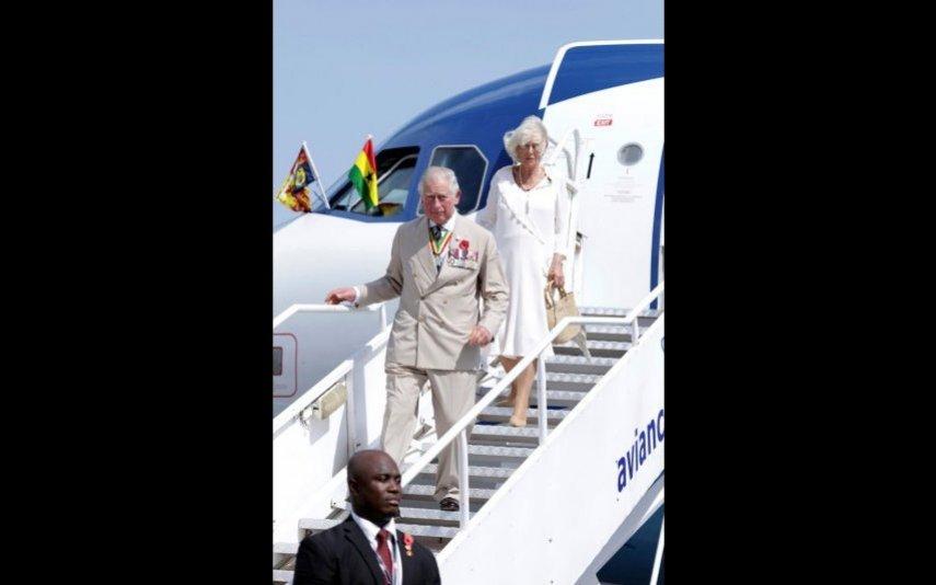 Príncipe Carlos e Camilla