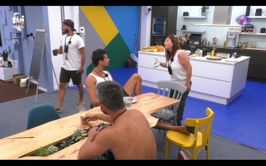 Pedro Alves e Noélia