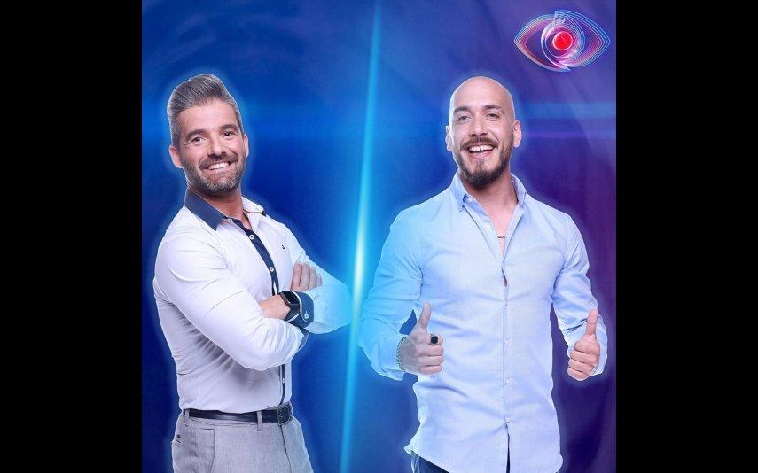Hélder e Daniel Monteiro