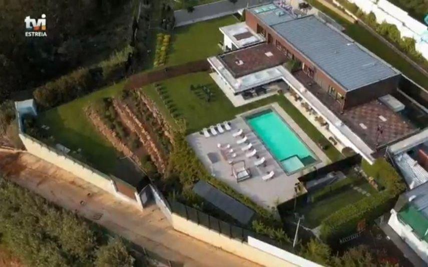 A casa do Big Brother está à venda