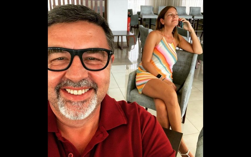 José Carlos Malato e Vanessa Oliveira
