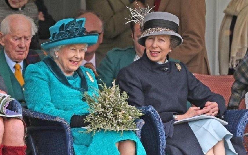 A princesa Ana está de parabéns! A filha da rainha Isabel II faz 70 anos!