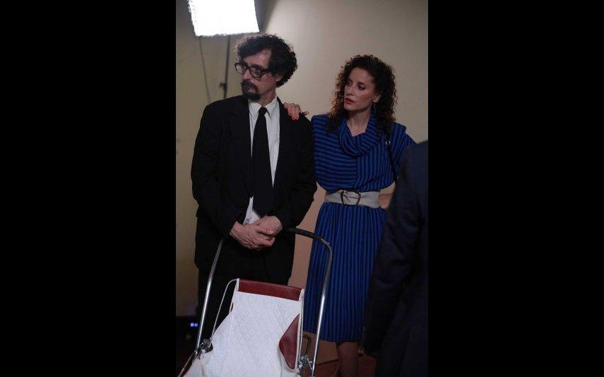 Maria João Bastos e Adriano Carvalho
