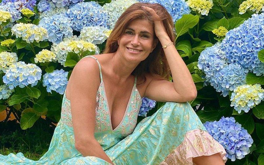 Liliana Campos é apresentadora do Passadeira Vermelha, da SIC