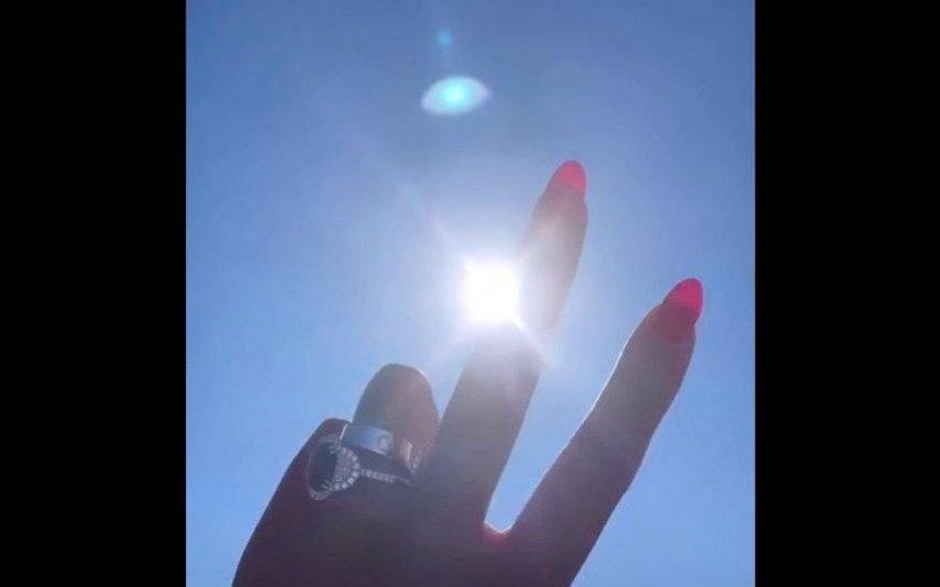 O anel de Georgina