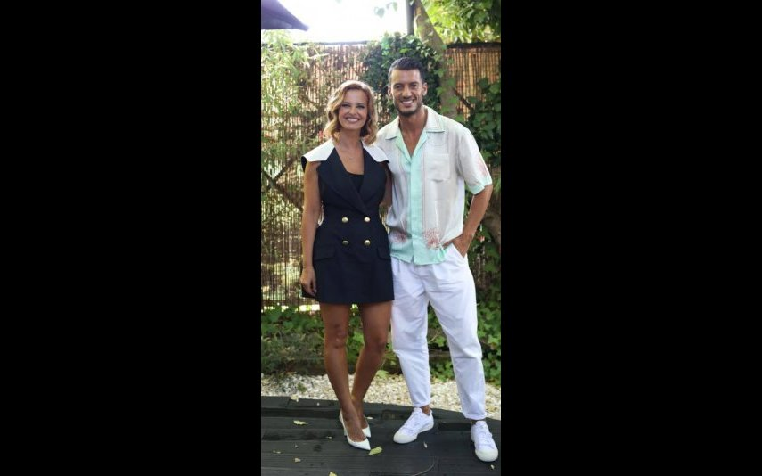 Cristina Ferreira e Ruben Rua