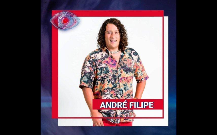 André Filipe é um dos concorrentes infiltrados do Big Brother - A Revolução