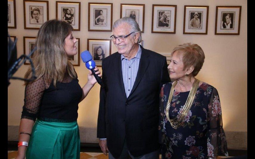 Tarcísio Meira e Glória Menezes