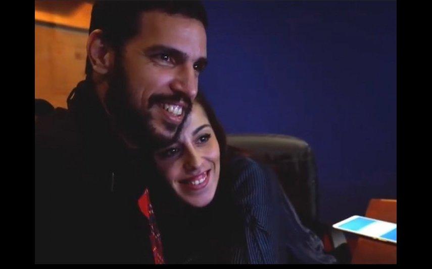 Diogo Clemente e Sara