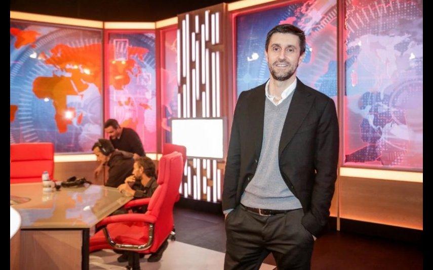 Daniel Oliveira elogiou o trabalho de João Baião e Diana Chaves a apresentar a Casa Feliz, na SIC