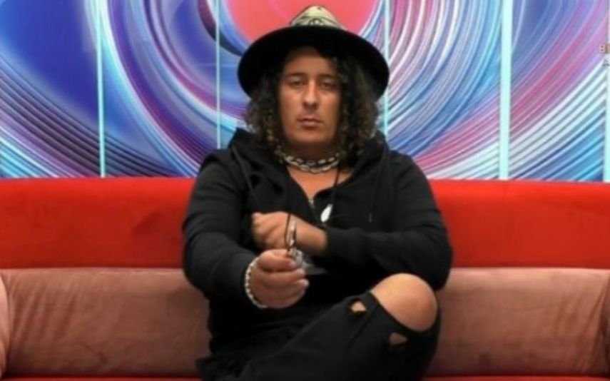 André Filipe esteve na gala do Big Brother