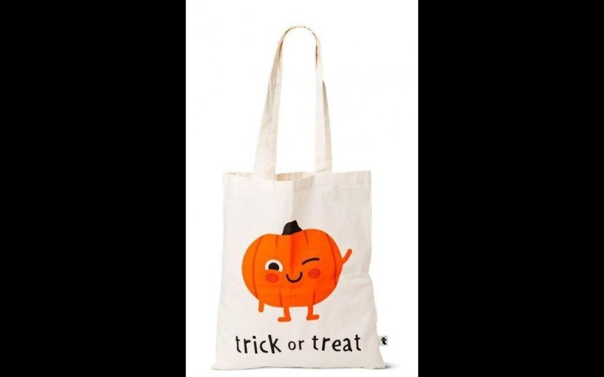 "Saco de Pano ""trick or treat"" Tiger-2€"