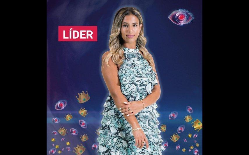 Joana é a líder da semana do Big Brother - A Revolução